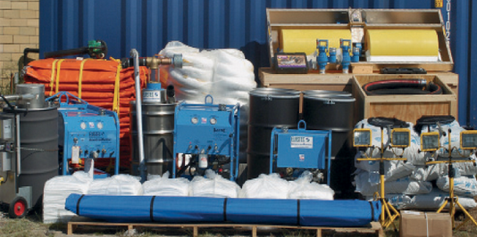 Equipment Packages | INKAS Environmental